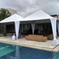 Aluguel de tendas decoradas