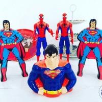 Nossos Clark Kent e Peter Parker #Superhomem #HomemAranha #Superman #Spiderman #petitcomite #superHe