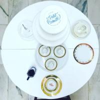Coffee Break pra celebrar nossa primeira semana!! #petitcomite #festas #encontros #reunião #party #m