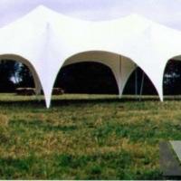 tenda tensionada