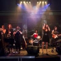 Banda Kriptonita - (formada só por mulheres)