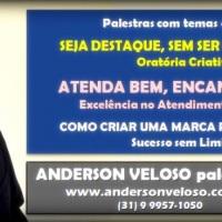 Anderson Veloso - temas de palestras