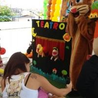 Animação com Teatro de Fantoches e Personagens vivos!Melhor Animação de Salvador! Várias estorinha