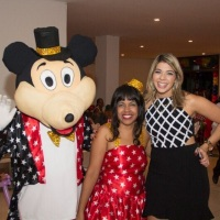 Personagem Vivo Mickey!!! Animamos o Aniversário de Rafa sobrinho de Silvana Reporter da TV Bahia!!