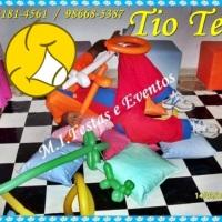 Animação de festas infantis rj