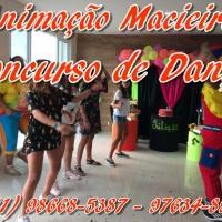 Animação de Festa com dança