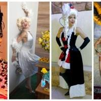 Animação RJ p/Festas e Eventos c/: IZLENE CRISTINA Prod. (21)97556-7518  Drag Queen ,  Marilyn Mo