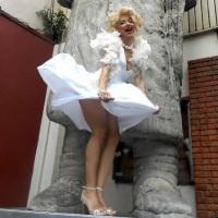 Animação RJ p/Festas e Eventos c/: IZLENE CRISTINA Prod. (21)97556-7518  Marilyn Monroe , Sósias
