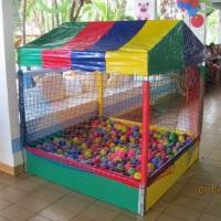 Aluguel de Piscina de Bolinha em Planaltina DF. Contato: 3489-0251 / 9217-2060 / 9854-4595