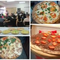 Rodízio de Pizza em Casa - Uma delícia!