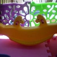 Gangorra para 2 crianças