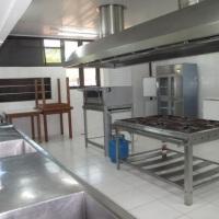 Centro de Eventos - Cozinha Industrial