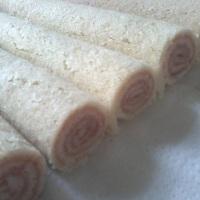 Bolo de Rolo (recheio de doce de leite ou goiabada)