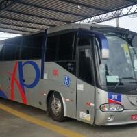 ônibus executivo completo