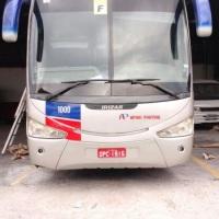 ônibus G6 Scania executivo completo