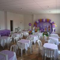 Salão Decorado - Princesa Sofia