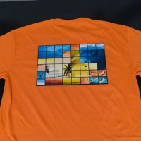 camisetas personalizadas 100% algodão transfer dark fosco importado, cartões de visita, folhetos,em