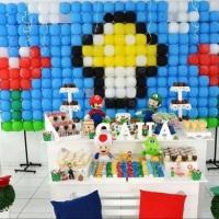 Decoração Provençal Mario Bros