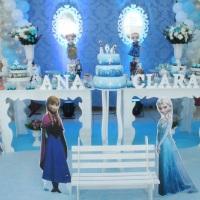 Decoração Provençal Frozen Luxo