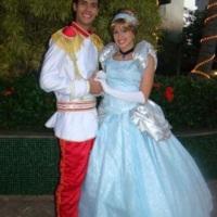 Cinderela e Principe