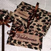 Kit presente : Porta bloquinho de anotações, caixa de costura de bolsa e lápis decorado com tulipa.