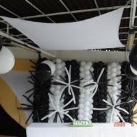 decoraçao malhas e bolas