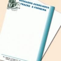 Papel Timbrado A4 4x0