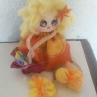 boneca de fuchico