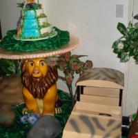 Mesa do Leão - Ótima para o Safári