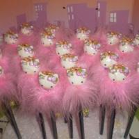 Lápis Hello Kitty Princesas