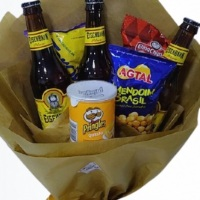Buquê de Cerveja... a pioneira em Natal que faz Buquê de Cerveja em toda Natal RN.