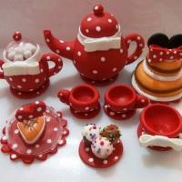 Chá da Minnie Qualquer cor