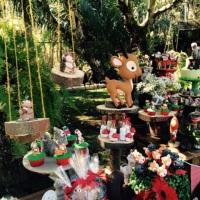 Maravilhosa essa festa no Bosque