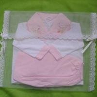 Saquinho maternidade tamanho 30x30 - Produto à pronta entrega.