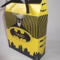 Sacolinha Batman, escolha o tema!