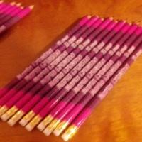 lápis Personalizado para lembrança, escolha o tema.