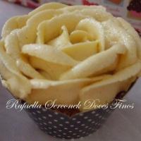 Cupcake de Rosa
