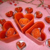 Luminárias - Romantica