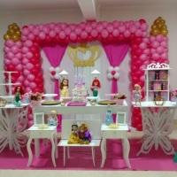 decoração provençal princesas disney