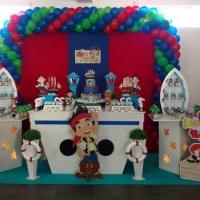 decoração provençal jake e os piratas