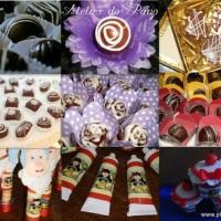 Chocolates Finos Personalizados e Mimos