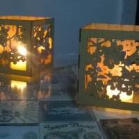 Luminaria para mesa Sakura