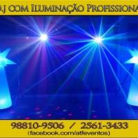 Sonorização e Iluminação Profissional
