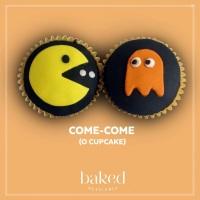 Cupcake Temático: Pac Man