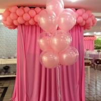 Bouquet de balões com gás duplo