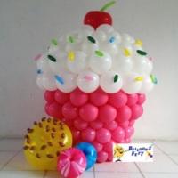 Escultura Cupcake