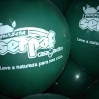 Balões personalizados Serpaf