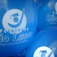 Balões personalizados faculdade