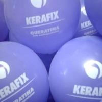 Balões personalizados kerafix