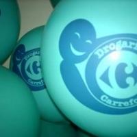 Balões personalizados para o carrefour